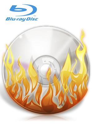 Quemado de Blu-Ray