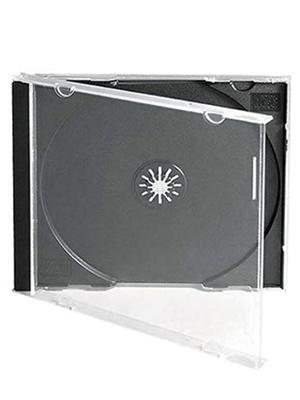 Caja de CD Ancha